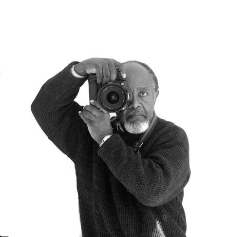 Clarence Davis with Camera